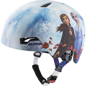Alpina Hackney Disney Casque Enfant, Frozen II